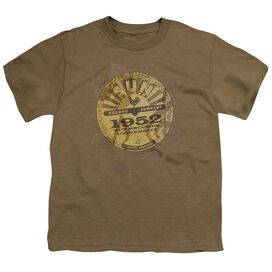 Sun Logo Music Short Sleeve Youth Safari T-Shirt