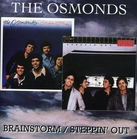The Osmonds Boys - The Brainstorm/Steppin' Out