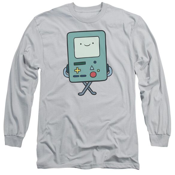 Adventure Time Bmo Long Sleeve Adult T-Shirt