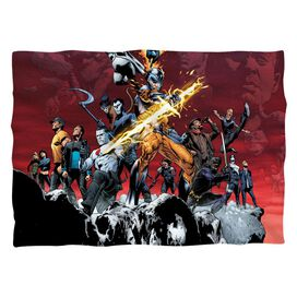 Valiant Stand Tall (Front Back Print) Pillow Case White