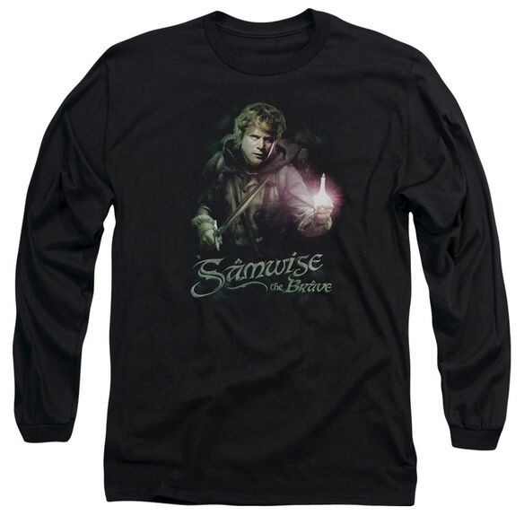 Lor Samwise The Brave Long Sleeve Adult T-Shirt
