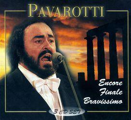 Luciano Pavarotti - Pavarotti: Encore, Finale, Bravissimo [Box Set]