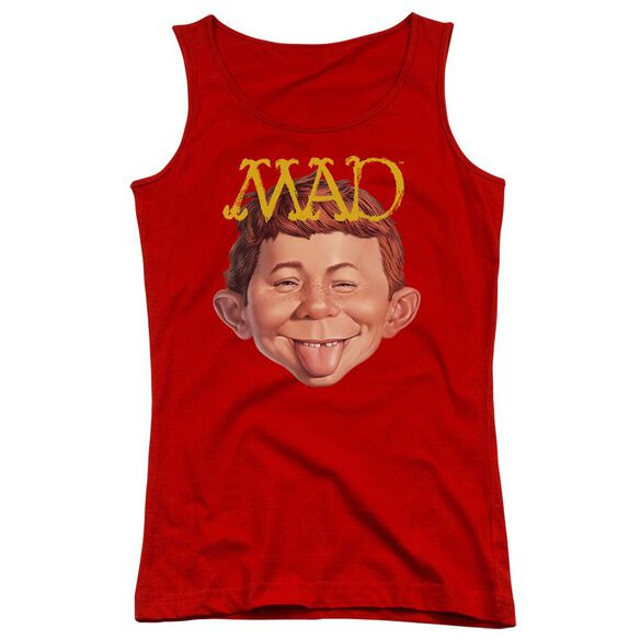 Mad Absolutely Mad Juniors Tank Top