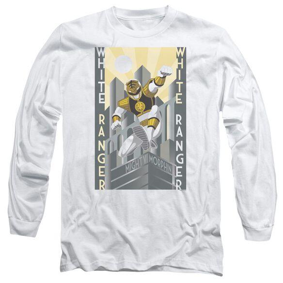 Power Rangers Ranger Duo Long Sleeve Adult T-Shirt