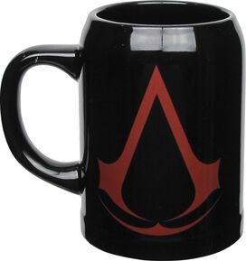 Assassins Creed Logo Stein Mug