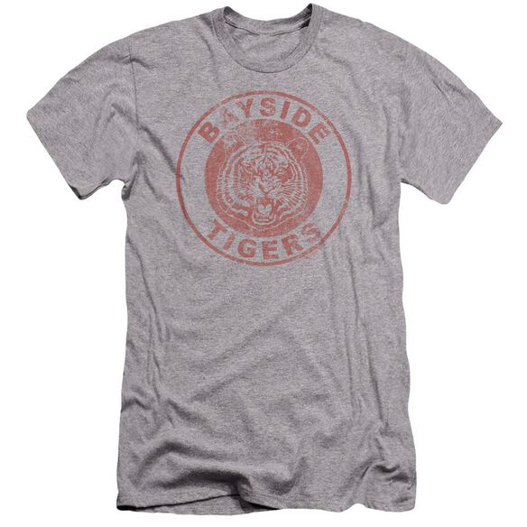 Saved By The Bell Tigers Premuim Canvas Adult Slim Fit Athletic