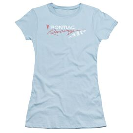 Pontiac Pontiac Racing Rough Hewn Short Sleeve Junior Sheer Light T-Shirt