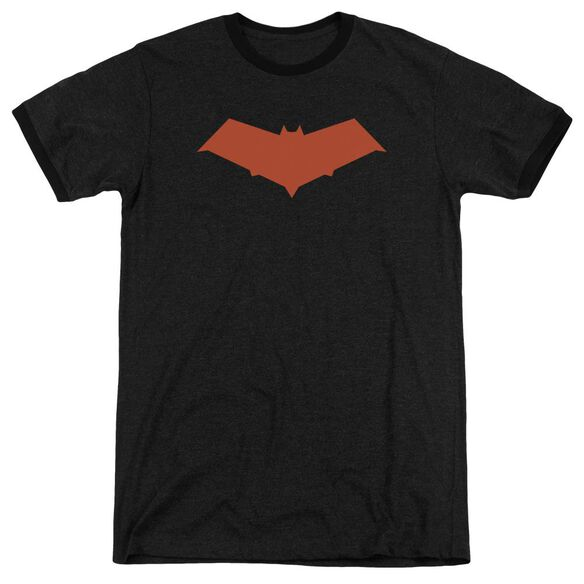Batman Red Hood Adult Heather Ringer