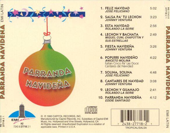 Parranda Navidena 1093