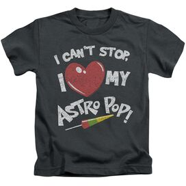 Astro Pop I Heart Short Sleeve Juvenile T-Shirt