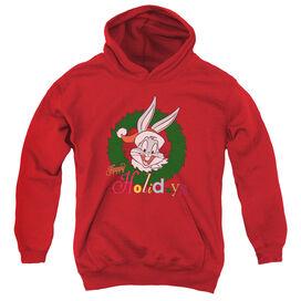 Looney Tunes Holiday Bunny-youth