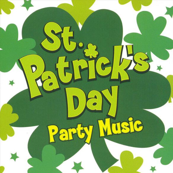 St Patrick's..Party Music