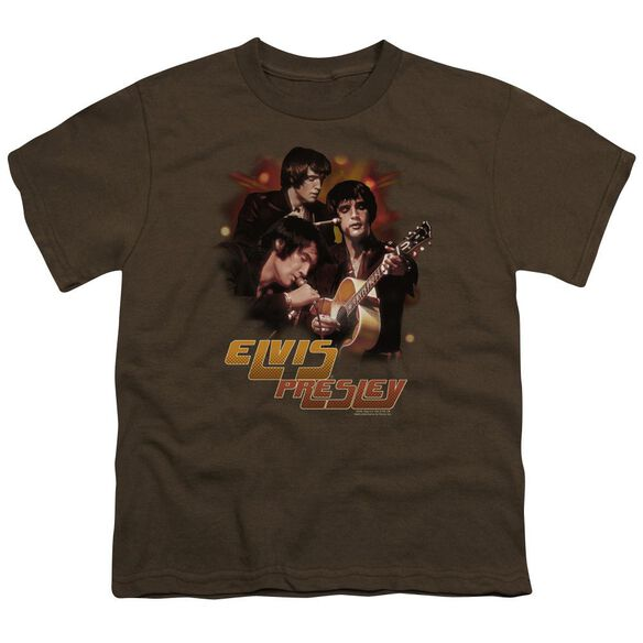 Elvis Hyped Short Sleeve Youth T-Shirt