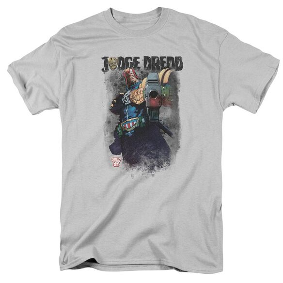 Judge Dredd Last Words Short Sleeve Adult T-Shirt