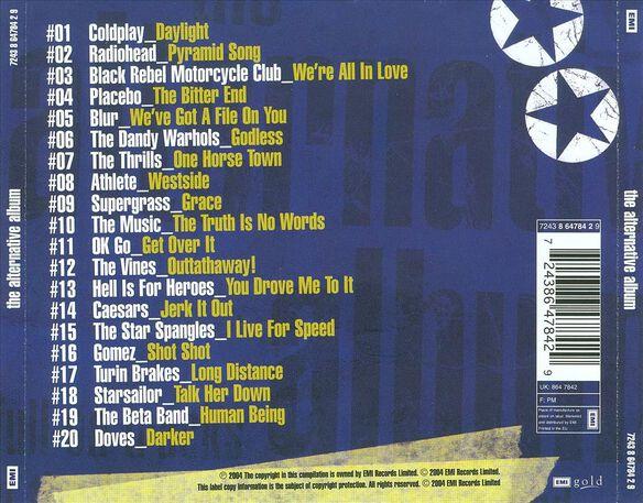 Alternative Album V2 0304