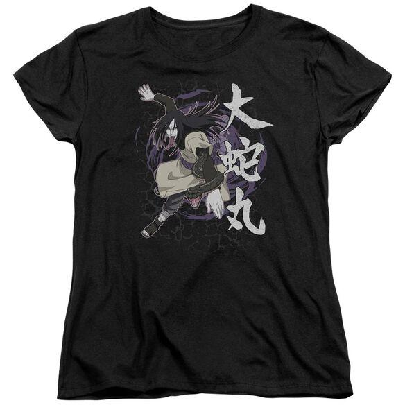 Naruto Leaves Headband Short Sleeve Womens Tee T-Shirt