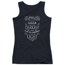 Harry Potter Happiness Juniors Tank Top