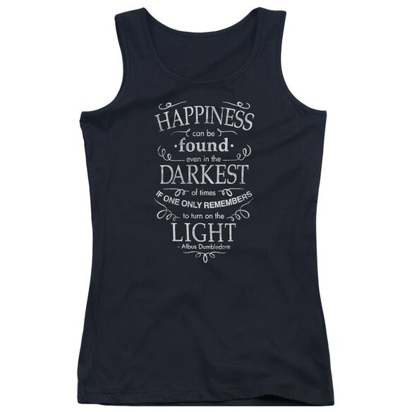 Harry Potter Happiness Juniors Tank Top