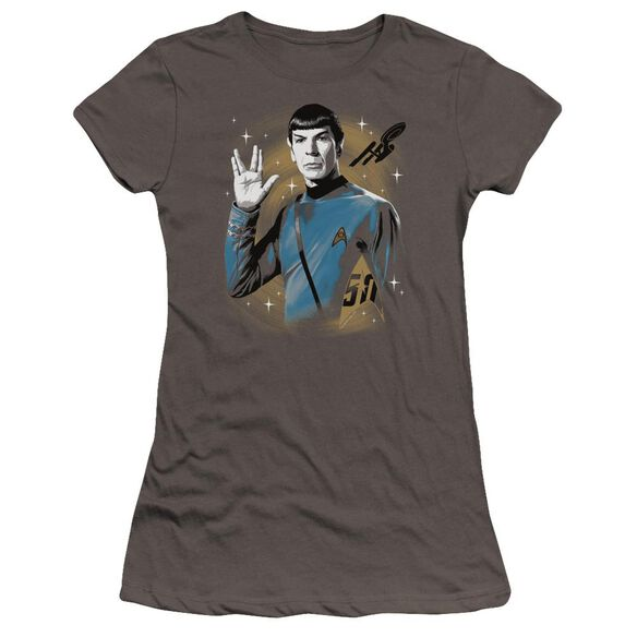 Star Trek Space Prosper Premium Bella Junior Sheer Jersey