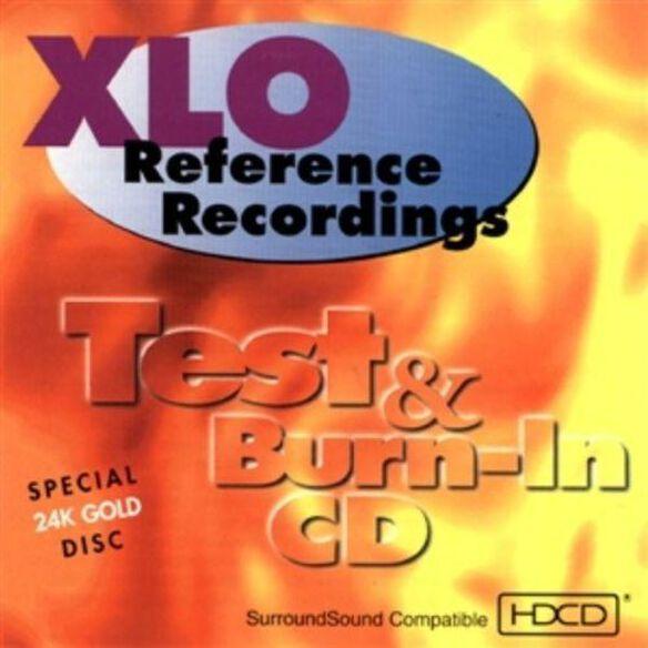 Various Artists - Xlo: Ref Recordings Test & Burn-In CD / Various