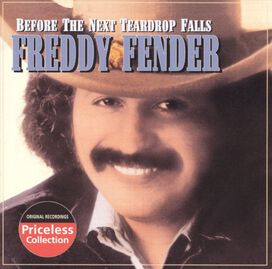 Freddy Fender - Before the Next Teardrop Falls [MCA]