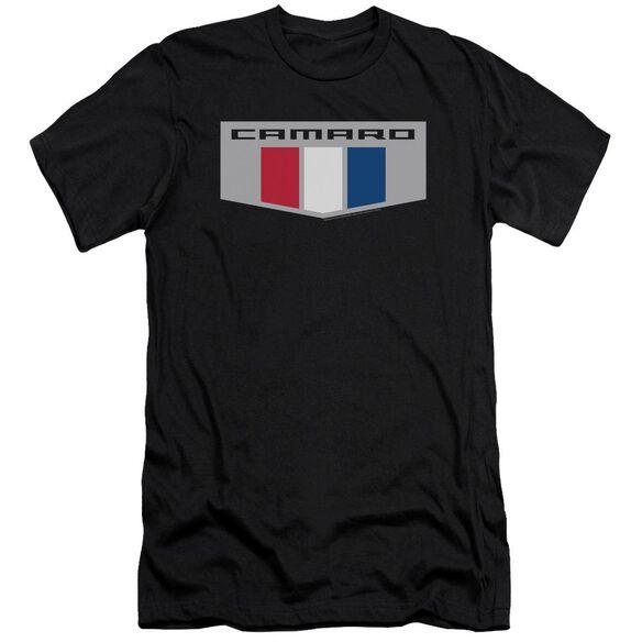 Chevrolet Chrome Emblem Short Sleeve Adult T-Shirt