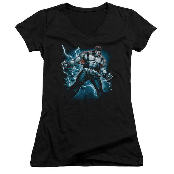 Batman Stormy Bane Junior V Neck T-Shirt