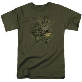MIRRORMASK DONT LET T-Shirt