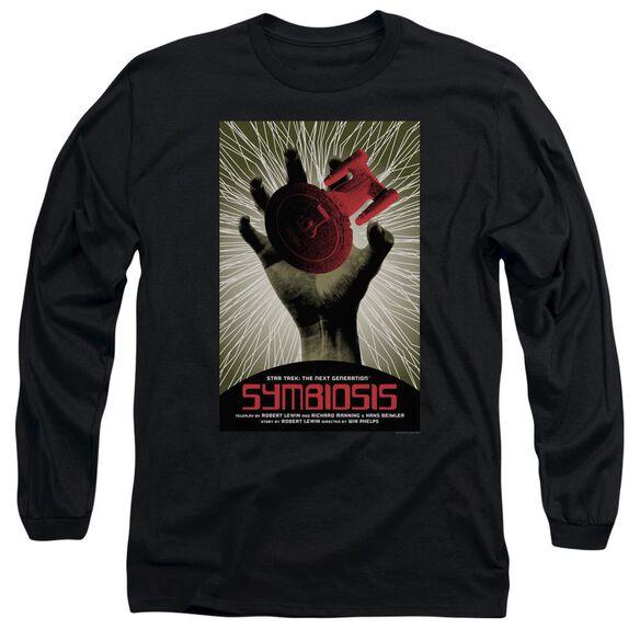 Star Trek Tng Season 1 Episode 22 Long Sleeve Adult T-Shirt