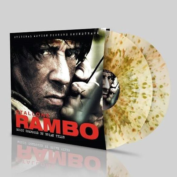 Brian Tyler - Rambo (Original Motion Picture Soundtrack)