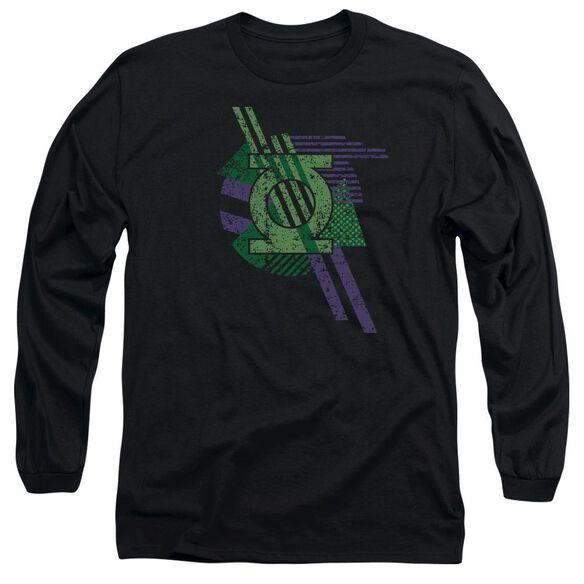 Dco Lantern Shapes Long Sleeve Adult T-Shirt