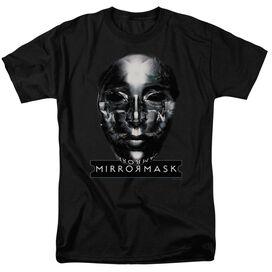 Mirrormask Mask Short Sleeve Adult T-Shirt