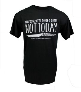Game of Thrones - Not Today T-Shirt