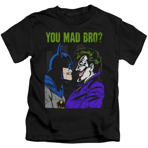 Dc Mad Bro Short Sleeve Juvenile T-Shirt