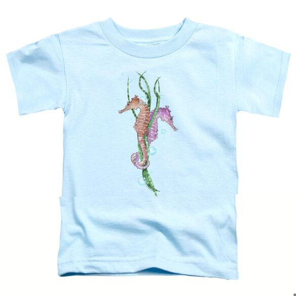 WILDLIFE SEAHORSE DANCE-S/S TODDLER T-Shirt