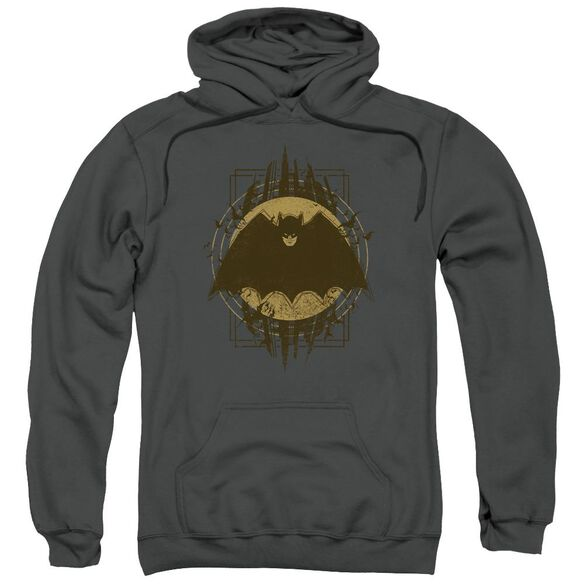 Batman Batman Crest Adult Pull Over Hoodie