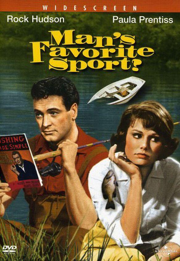 Man's Favorite Sport?