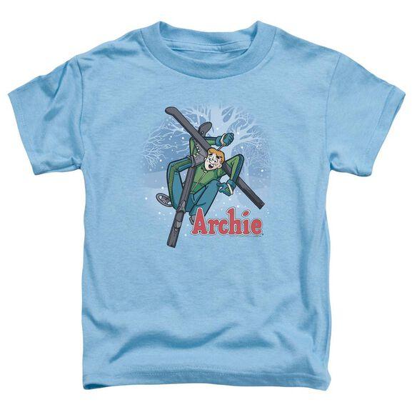 Archie Comics Bunny Hill Short Sleeve Toddler Tee Carolina Blue Lg T-Shirt