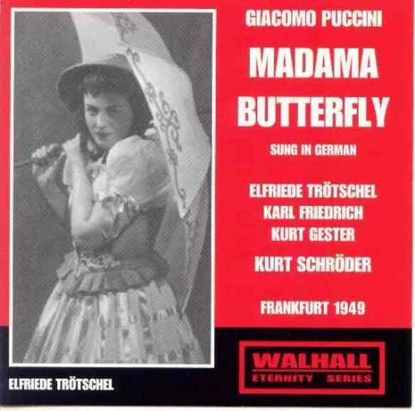 Trotschel - Madama Butterfly