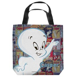 Casper The Friendly Ghost Casper And Covers Tote