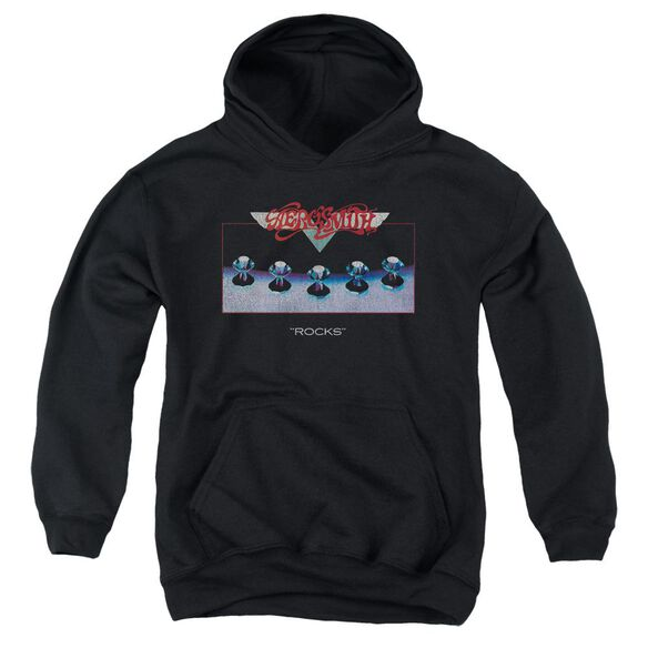 Aerosmith Rocks Youth Pull Over Hoodie