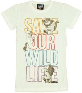 Where the Wild Things Are Save Baby Tee