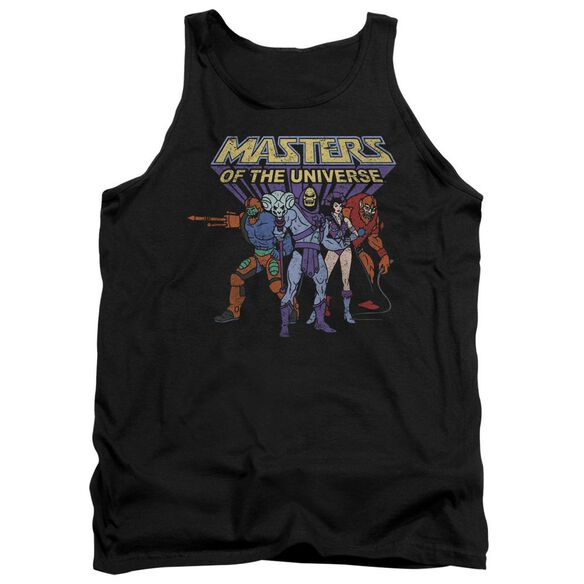 Masters Of The Universe Team Of Villains Adult Tank