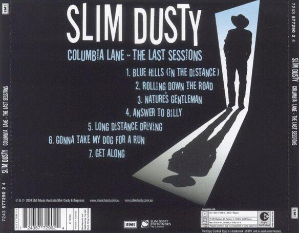 Columbia Lane: Last Sessions (Aus)