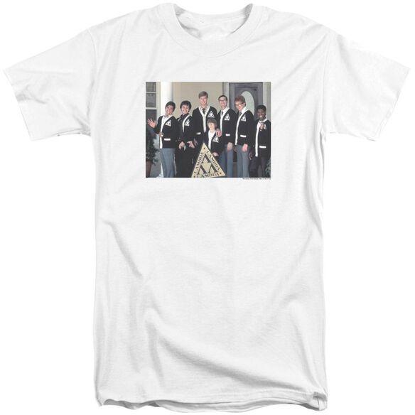 Revenge Of The Nerds Nerd Group Short Sleeve Adult Tall T-Shirt