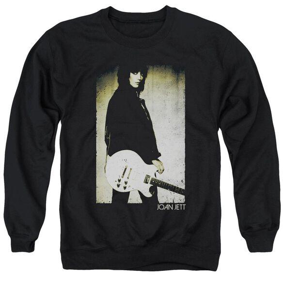 Joan Jett Turn Adult Crewneck Sweatshirt