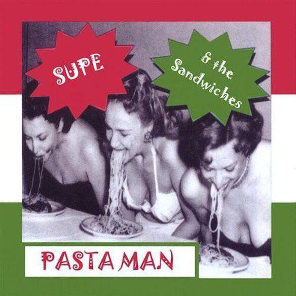 Pasta Man 'Live'