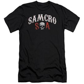 Sons Of Anarchy Samcro Forever Short Sleeve Adult T-Shirt