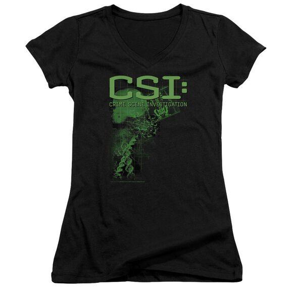 Csi Evidence Junior V Neck T-Shirt