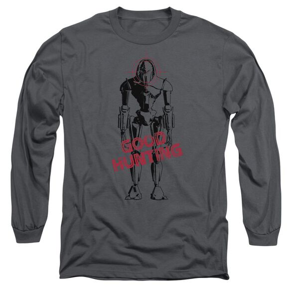 Bsg Good Hunting Long Sleeve Adult T-Shirt